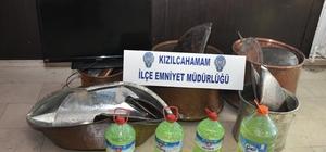 Ankara'da bakır hırsızlarına operasyon
