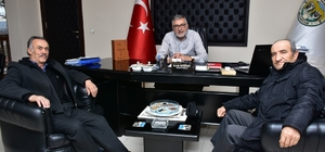 İnönü Başkanı Bozkurt vatandaşların sorunlarını dinledi