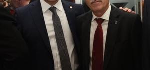 AK Parti Karesi 'de yeni ilçe Başkanı Baytekin