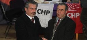 CHP Ardahan İl Başkanı Yalçın Taştan, güven tazeledi