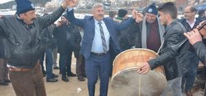 Koyuhisar'da kış festivali düzenlendi