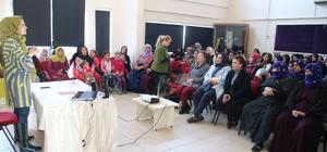 Şanlıurfa'da kadın hakları konferansı düzenlendi