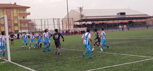 Malatya'da amatör kümede 7 maçta 37 gol atıldı