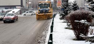 Doğu Anadolu'daki kar yağışı etkisini sürdürecek
