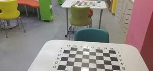 Çavdarhisar Ortaokulu'na Z-Kütüphane