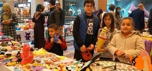 El yapımı eğitici oyuncak sergisi