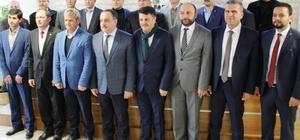 ydın AK Parti ilçe başkan adaylarını tanıttı