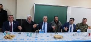Varto'da 5 yıllık kan davası barışla sonuçlandı
