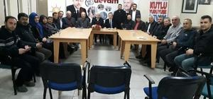 Altıntaş AK Parti'de İstişare Toplantısı