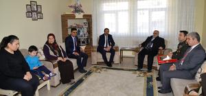 Kırşehir'de şehit ailesine şehadet belgesi verildi