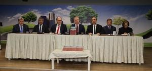 'Coğrafyası, Tarihi ve Folkloruyla Suşehri' kitabının tanıtımı yapıldı
