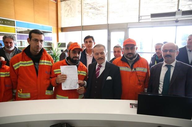 Bayrampaşa Belediyesi taşeron işçilerin kadroya alınma sürecini başlattı