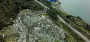 Eski çöplük alanı mesire alanına çevriliyor