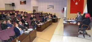 Kartepe Belediyesi 2018'in ilk meclis toplantısını gerçekleştirdi