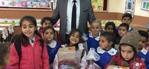 Başkan yardımcısı Korkusuz, minik öğrencilerle buluştu