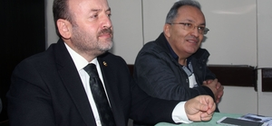 AK Parti Milletvekili Öztürk Giresun'a yapılan yatırımların son durumunu değerlendirdi