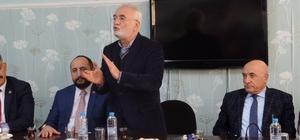 """AK Parti Grup Başkanvekili Mustafa Elitaş; """"Gezi olayları ile İran'daki olaylar aynı"""""""