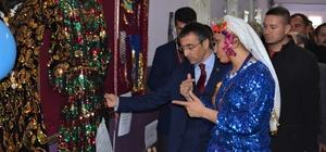 Milas'ta 'Yöresel kültürel değerlerimiz' adlı sergi açıldı