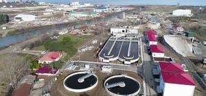 Giresun'un ilk 'Biyolojik atık su arıtma tesisi' Bulancak'ta kuruldu