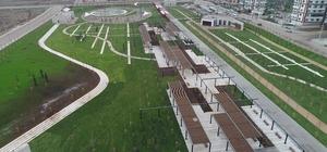 Kent Meydanı'nda çalışmalar tamamlandı