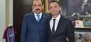 TBMM Çevre Komisyonu Başkanı Balta'dan ilçe ziyaretleri