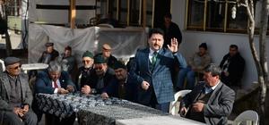 Selimiye Mahallesi Başkan Avcı ile tanıştı