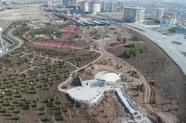 Gölbaşı Şehir Parkı kendi enerjisini kendi üretecek