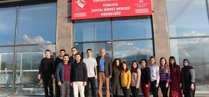 Kumluca Sosyal Hizmet Merkezi, yeni yerine taşındı