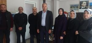 AK Parti Osmaneli İlçe Teşkilatından şoförlere ziyaret