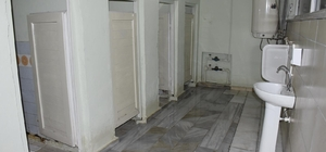 Düzce'de cami tuvaletleri ücretsiz hizmet veriyor