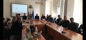 Bulgaristan'da AB Proje toplantısı