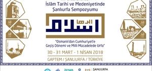 İslam Tarihi Ve Medeniyetinde Şanlıurfa sempozyumu hazırlıkları başladı