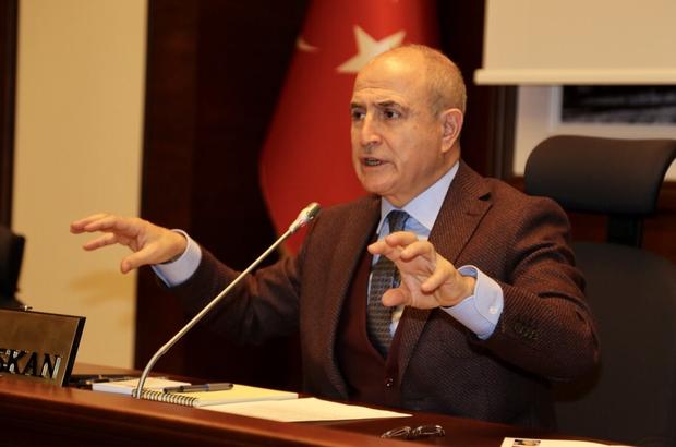 Başkan Akgün'den öğretmenlere sosyal tesis müjdesi