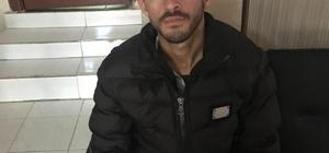 Şanlıurfa'da silahlı gasp suçundan aranan şahıs yakalandı
