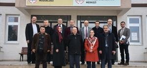 İlçe Milli Eğitim Müdürleri İstişare Toplantısı Osmaneli'de yapıldı