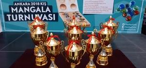 Mangala Turnuvası'nda öğrenciler kıyasıya yarıştı