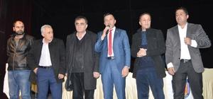 Başkan Arslan 3'üncü kez güven tazeledi