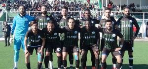 Erciş Gençlik Belediye Spor: 1 - 1955 Batmanspor: 1