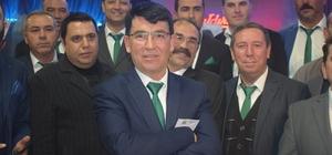 Alaşehir'de şoförler, Şevki Ağırbaş ile yola devam edecek