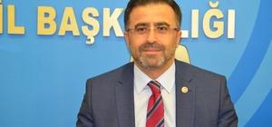"""illetvekili Ömer Ünal: """"AK Parti verdiği sözleri bir bir tutuyor"""""""