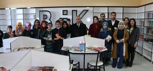 Elazığ'da öğrencilere kitap desteği