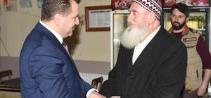 Başkan Yılmaz, Kamçıllı'da