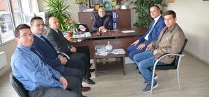 Soma ve Kırkağaç'ta abone yönetimi görüşüldü