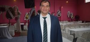 laşehir Pazarcılar Odası'nda Ümit Marhan'a güvenoyu