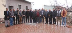 İncesu Belediye Başkanı Karayol Muhtarları Dinledi