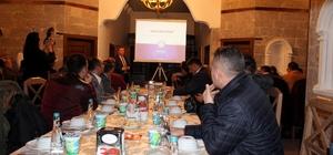 Talas Belediye Başkanı Palancıoğlu 2017 yatırımlarını anlattı