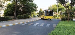 55 ve 55T otobüs hatları iki güzergahta da hizmet verecek