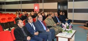 Suşehri'nde Oran tarafından bilgilendirme toplantısı düzenlendi