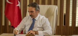 """Rektör Bağlı """"10 Ocak Çalışan Gazeteciler Günü"""" mesajı yayımladı"""