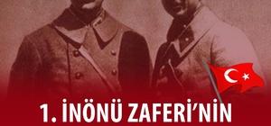 Bozüyük Belediye Başkanı Fatih Bakıcı'nın 1. İnönü Zaferi yıl dönümü mesajı